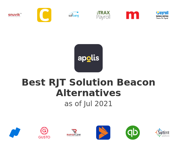 Best RJT Solution Beacon Alternatives