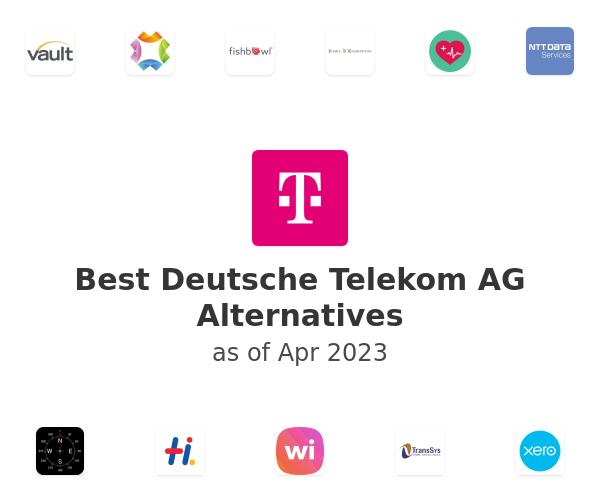 Best Deutsche Telekom AG Alternatives