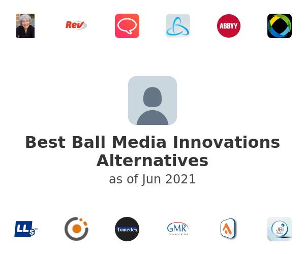 Best Ball Media Innovations Alternatives