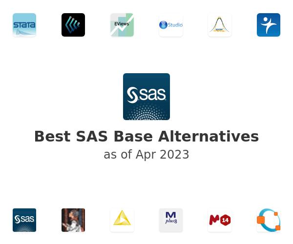 Best SAS Base Alternatives