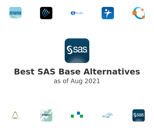 Best SAS Base Alternatives