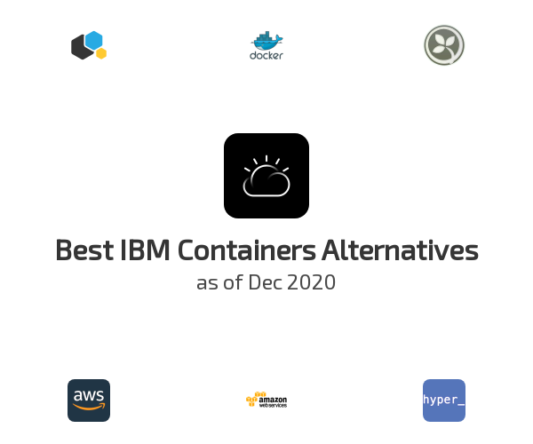 Best IBM Containers Alternatives