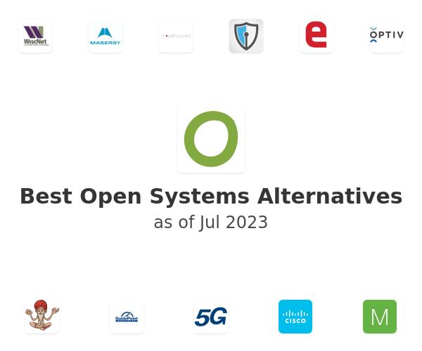 Best Open Systems Alternatives