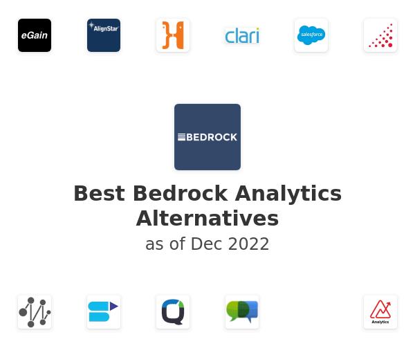 Best Bedrock Analytics Alternatives