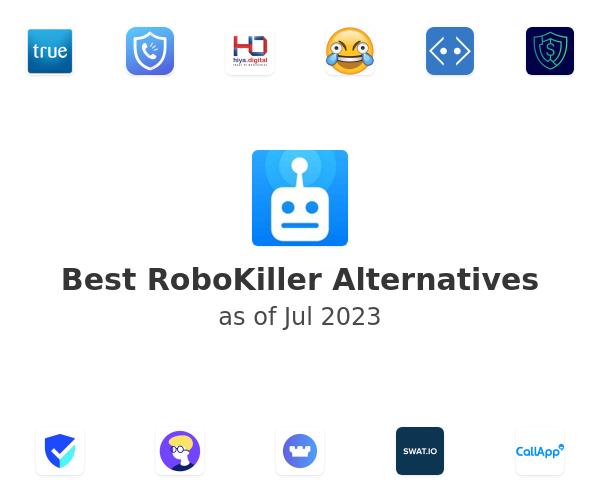Best RoboKiller Alternatives