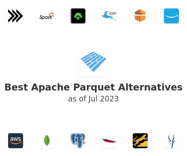 Best Apache Parquet Alternatives