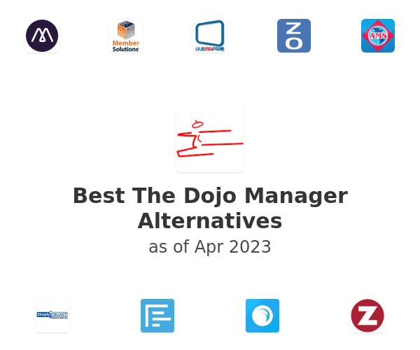 Best The Dojo Manager Alternatives