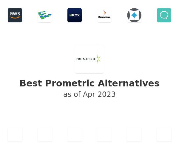 Best Prometric Alternatives