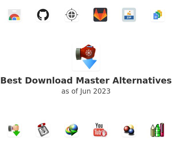 Best Download Master Alternatives