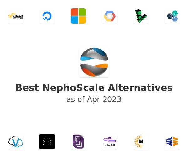 Best NephoScale Alternatives