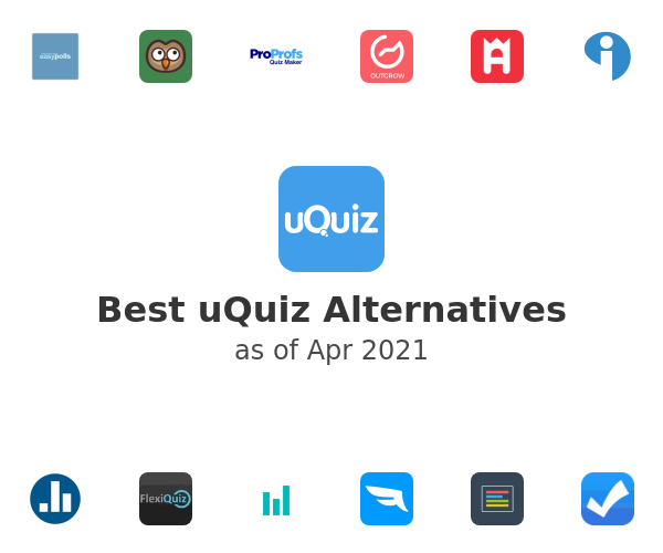 Best uQuiz Alternatives