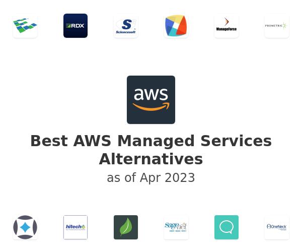 Best AWS Managed Services Alternatives