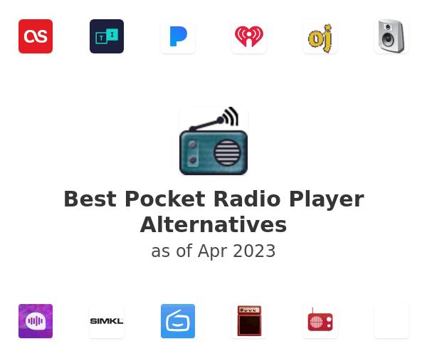 Best Pocket Radio Player Alternatives