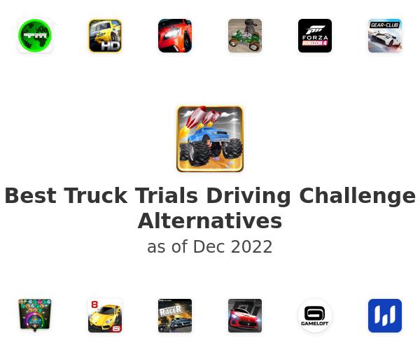 Best Truck Trials Driving Challenge Alternatives