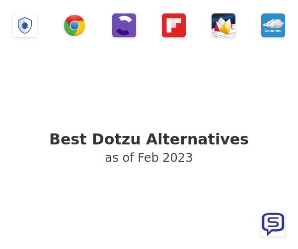 Best Dotzu Alternatives