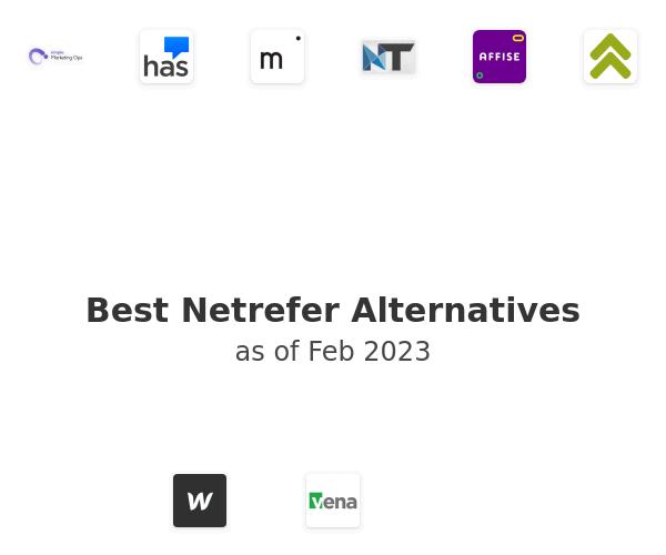 Best Netrefer Alternatives