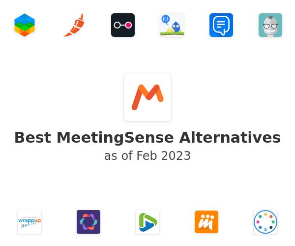 Best MeetingSense Alternatives