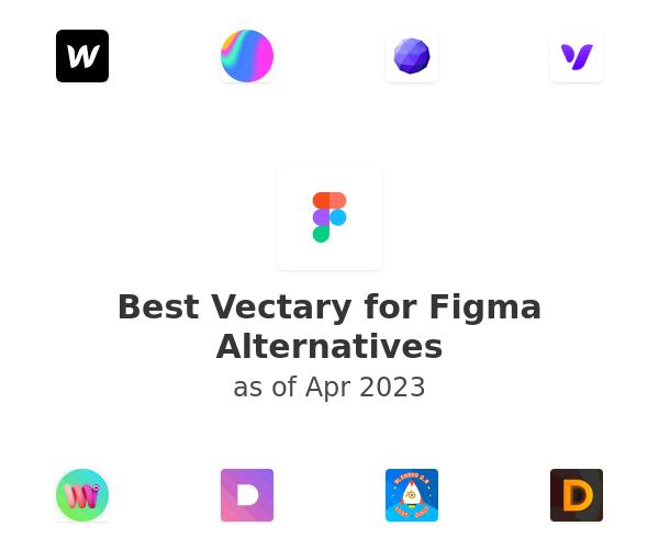 Best Vectary for Figma Alternatives