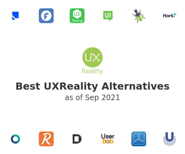 Best UXReality Alternatives