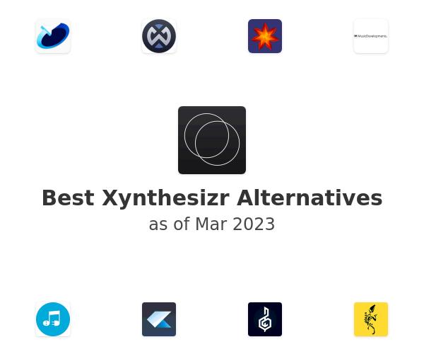 Best Xynthesizr Alternatives