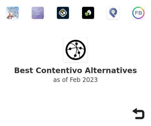 Best Contentivo Alternatives