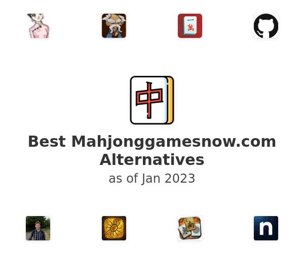 Best Mahjonggamesnow.com Alternatives