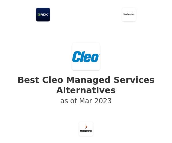 Best Cleo Managed Services Alternatives