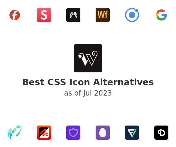 Best CSS Icon Alternatives