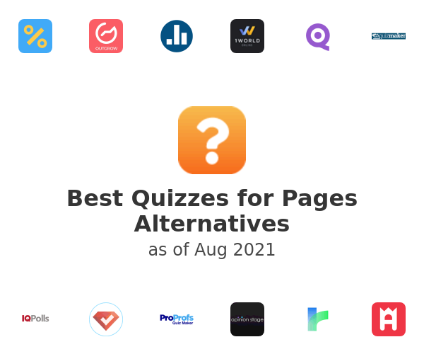 Best Quizzes for Pages Alternatives