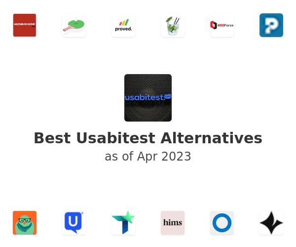 Best Usabitest Alternatives