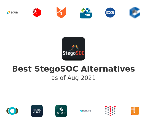 Best StegoSOC Alternatives