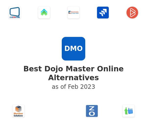 Best Dojo Master Online Alternatives