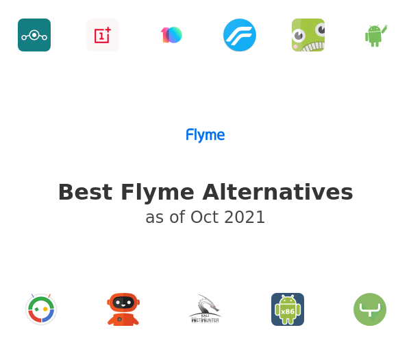 Best Flyme Alternatives