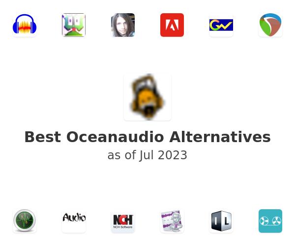 Best Oceanaudio Alternatives