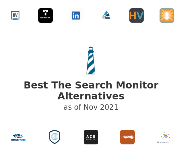 Best The Search Monitor Alternatives