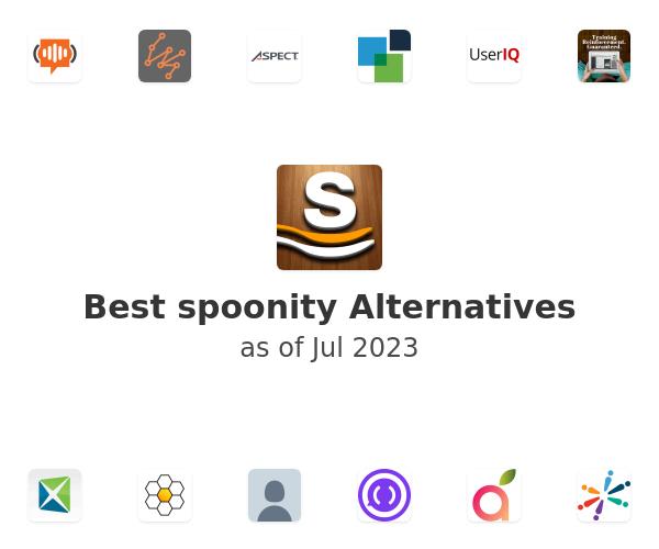 Best spoonity Alternatives