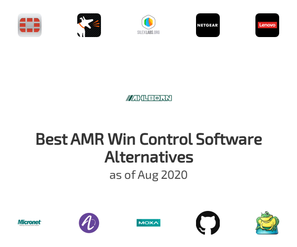Best AMR Win Control Software Alternatives