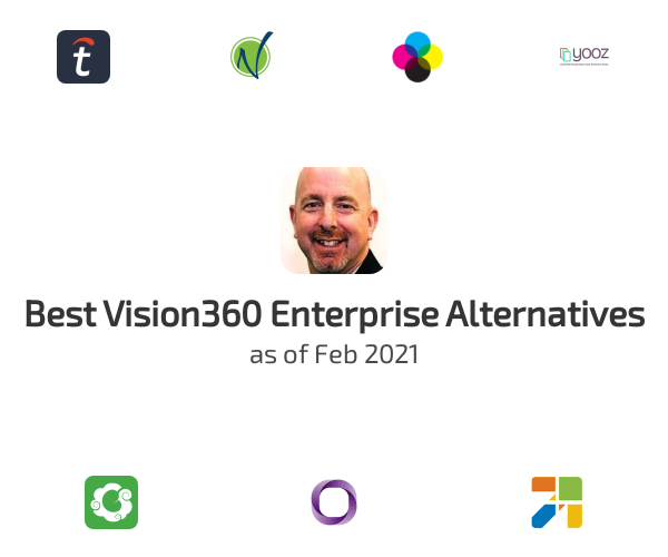 Best Vision360 Enterprise Alternatives