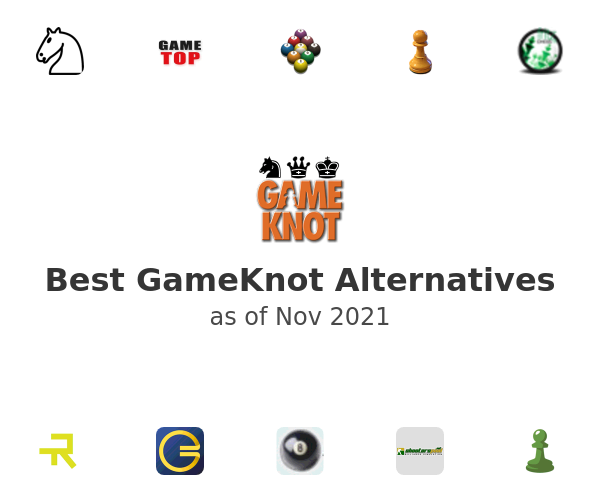 Best GameKnot Alternatives