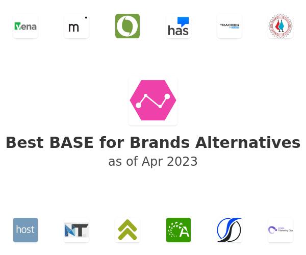 Best BASE for Brands Alternatives