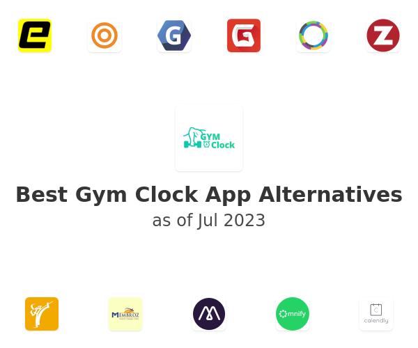 Best Gym Clock App Alternatives