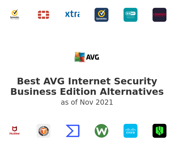 Best AVG Internet Security Business Edition Alternatives