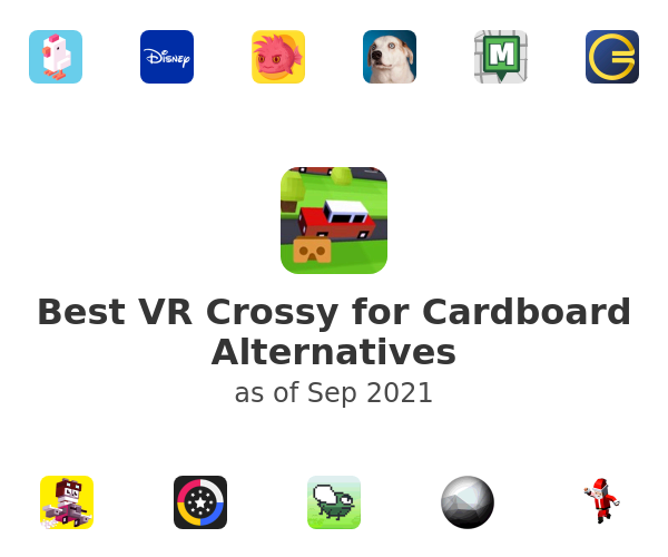 Best VR Crossy for Cardboard Alternatives