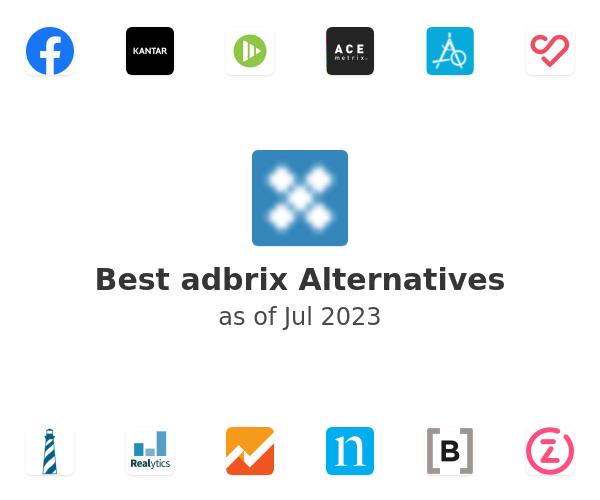Best adbrix Alternatives