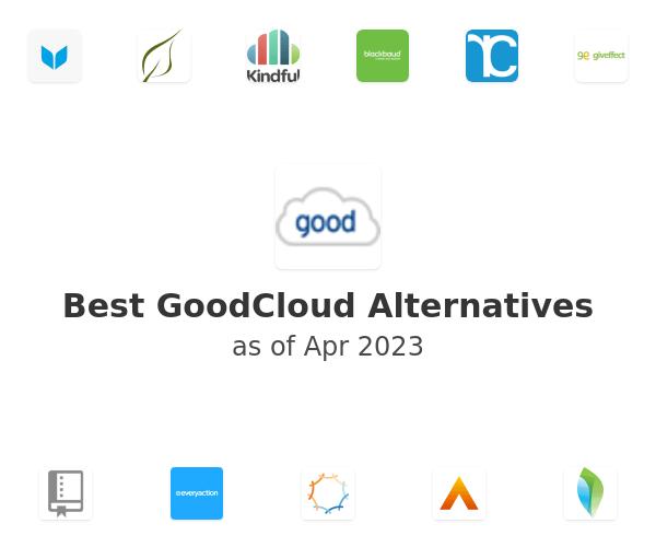 Best GoodCloud Alternatives