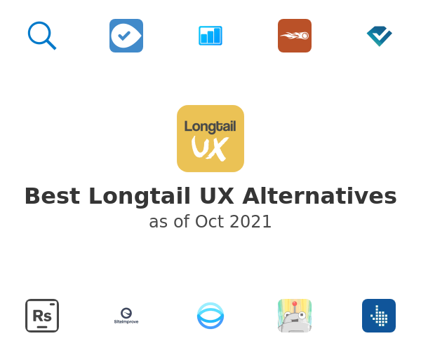 Best Longtail UX Alternatives
