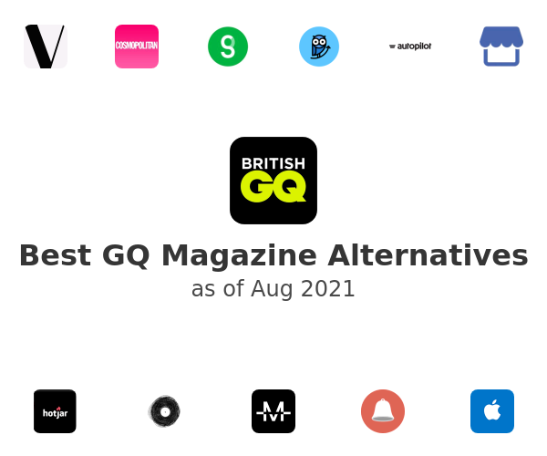 Best GQ Magazine Alternatives