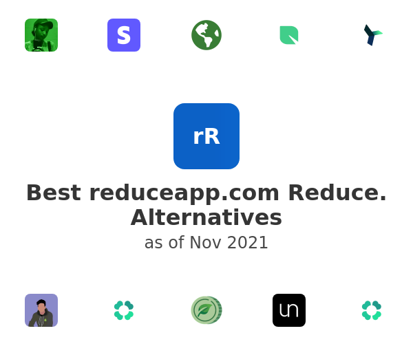 Best Reduce. Alternatives
