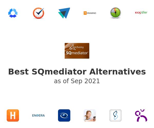 Best SQmediator Alternatives