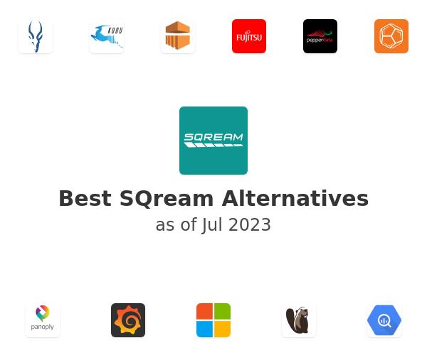 Best SQream Alternatives